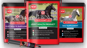cr horse supplements