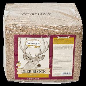 deer blocks