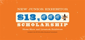 Houston Livestock Show & Rodeo Scholarships