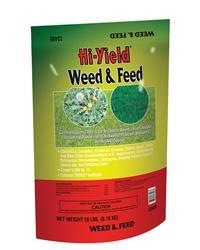 Hi Yield Weed and Feed