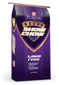 Purina Lamb Products