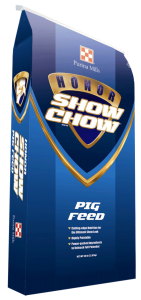 Increase Growth in Show Pigs